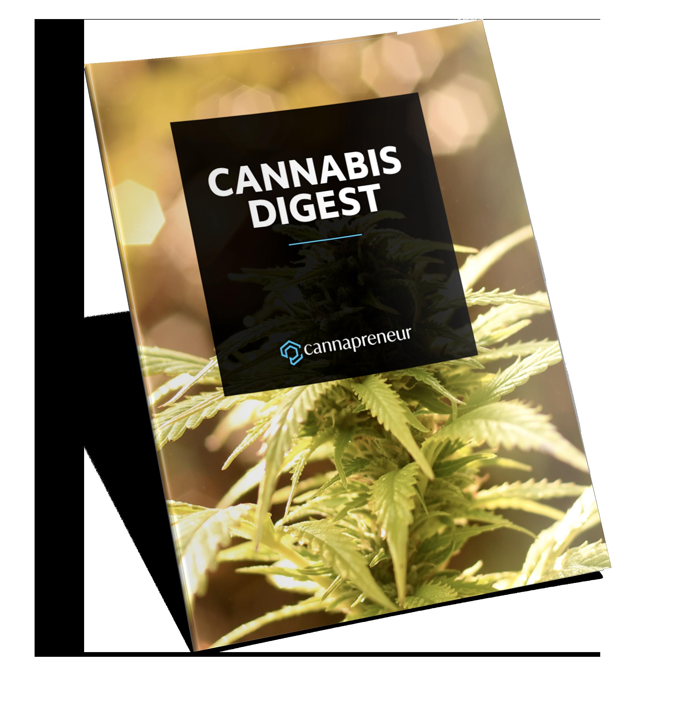 April 2019 Cannabis Digest