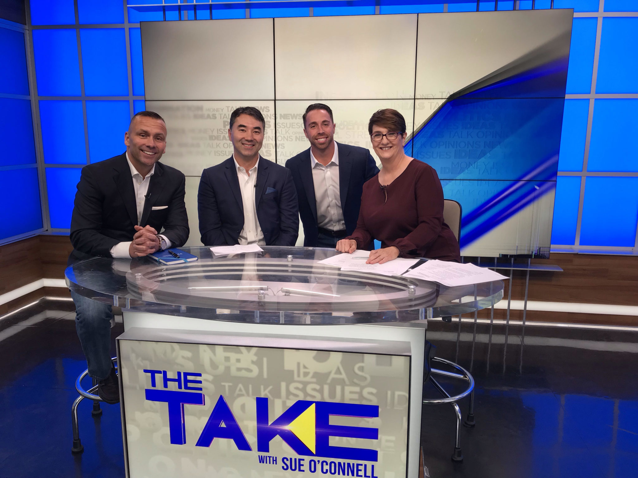 CANNAPRENEUR PARTNERS FEATURED DURING NECN/NBC'S BROADCAST ON CANNABIS INVESTING SEGMENT