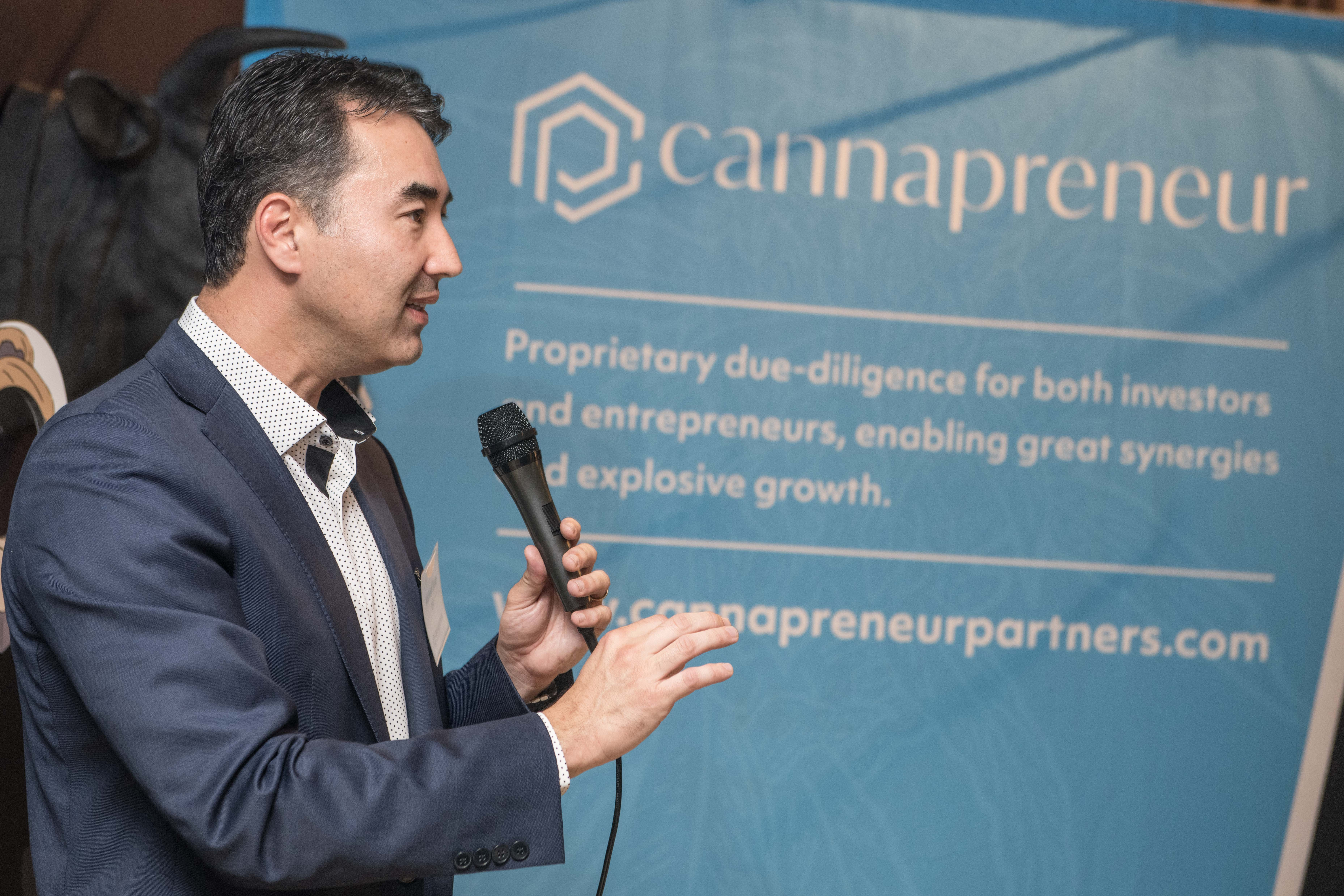 PODCAST: A PROFITS-WITH-PURPOSE CANNABIS INVESTING APPROACH WITH CANNAPRENEUR PARTNERS
