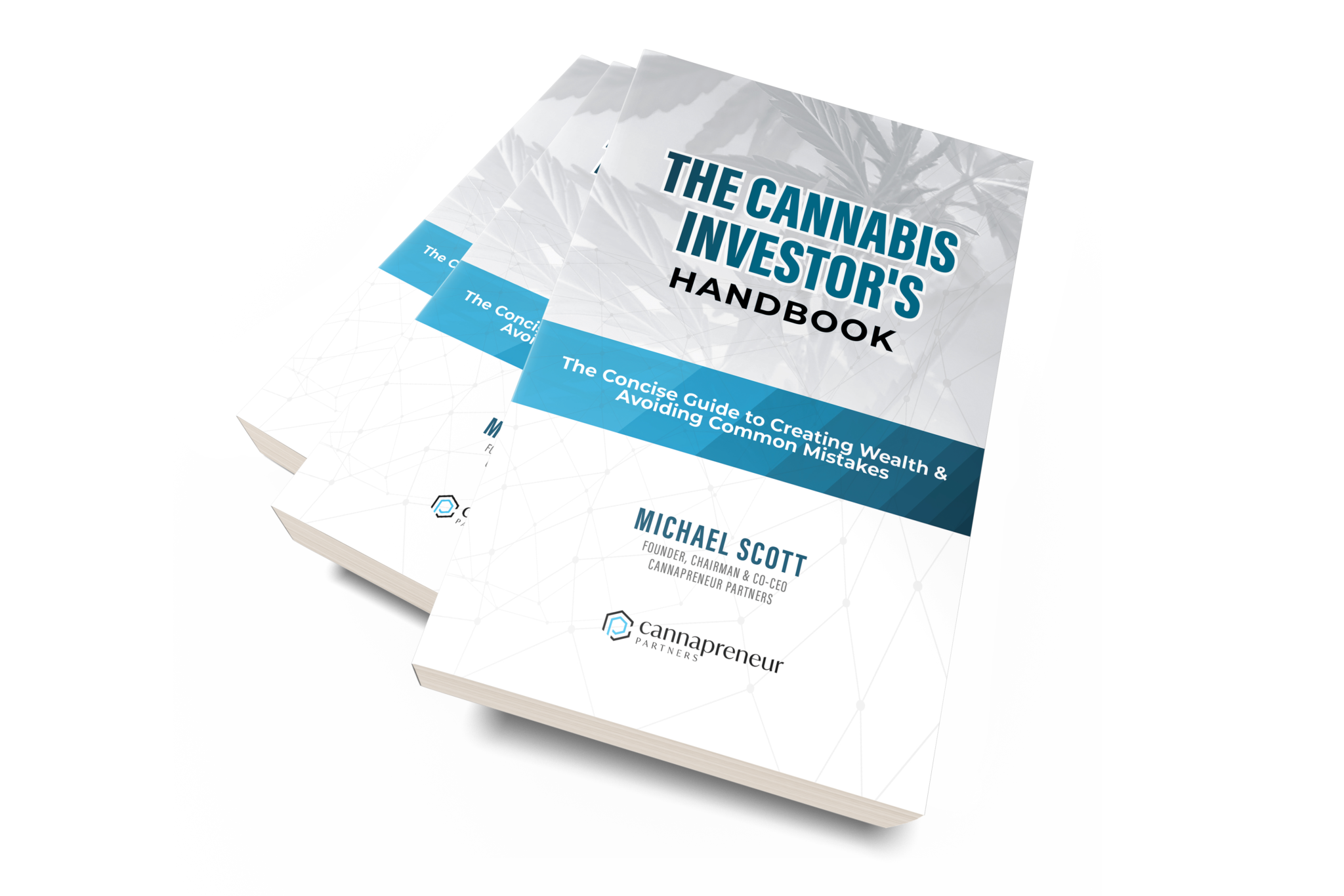 """Cannapreneur Partners Announces the Release of """"The Cannabis Investor's Handbook"""""""